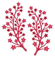 Sue Wilson - The Festive Collection - Star Spray CED3044 - Pre-Order 15% Off