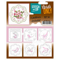Stitch and Do Card Stitching Cardlayers Only - Set 14