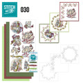 Stitch and Do 30 - Card Embroidery Kit - Celebrations