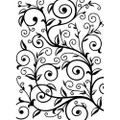 "Darice Embossing Folder - Vine (4.25"" x 5.75"")"