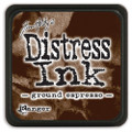 Tim Holtz Mini Distress Dye Ink Pad - Ground Espresso