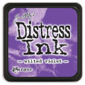 Tim Holtz Mini Distress Dye Ink Pad - Wilted Violet
