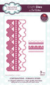 Sue Wilson - Configurations Collection - Romantic Edger Die CED6411 - Pre-Order 15% Off