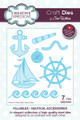 Sue Wilson Fillables Collection Dies -  Nautical Accessories CED21004 - Pre-Order 15% Off