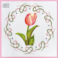 Laura's Design Card Stitching Pattern LD231