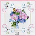 Laura's Design Card Stitching Pattern LD233