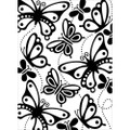 Darice Embossing Folder - Butterflies