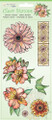 Marij Rahder Clear Stamps - Flowers 9.0048