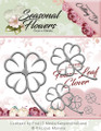 Precious Marieke - Seasonal Flowers Die - Four Leaf Clover  PM10088