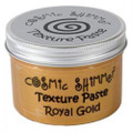 Cosmic Shimmer Matt Texture Paste 150ml Pot - ROYAL GOLD