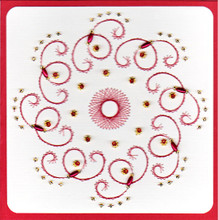 Emelie's Design Card Stitching e-pattern ED181