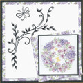 Karin's Creations Card Stitching Pattern KC204