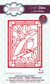 Sue Wilson Festive Collection - Robin Redbreast CED3091