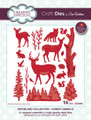 Sue Wilson Festive Collection - Forest Animals CED3095