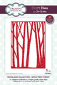 Sue Wilson Festive Collection - Birch Tree Forest CED3096