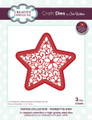 Sue Wilson Festive Collection - Poinsettia Star CED3093