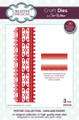 Sue Wilson Festive Collection - Garland Edger CED3108