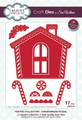Sue Wilson Festive Collection - Gingerbread House CED3116