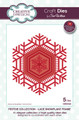 Sue Wilson Festive Collection - Lace Snowflake Frame CED3123