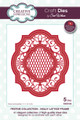 Sue Wilson Festive Collection - Holly Lattice Frame CED3125