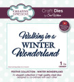Sue Wilson Festive Collection Die - Winter Wonderland CED3097