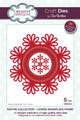 Sue Wilson Festive Collection - Looped Snowflake Frame CED3121