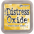 Ranger/Tim Holtz Distress Oxide Ink Pad - FOSSILIZED AMBER  TDO55983
