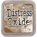 Ranger/Tim Holtz Distress Oxide Ink Pad - VINTAGE PHOTO  TDO56317