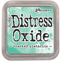 Ranger/Tim Holtz Distress Oxide Ink Pad - CRACKED PISTACHIO  TDO55891