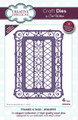 Sue Wilson Frames & Tags Collection Dies - Jennifer CED4334