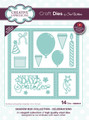 Sue Wilson - Shadow Box Collection -  Celebrations CED9314