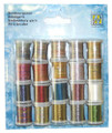 Nellie Snellen Card Embroidery Thread  Set 002 - 20 Spools