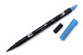 Tombow Dual Brush Marker - True Blue 526