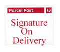 Signature on Delivery