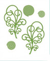 Sue Wilson - The Finishing Touches Collection - Splendid Swirls Dies CED1427 - Pre-Order 15% Off