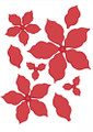 Sue Wilson - The Festive Collection - Classic Poinsettia Dies CED3008 - Pre-Order 15% Off