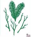 Sue Wilson - The Festive Collection - Pine Bough Dies CED3015 - Pre-Order 15% Off