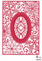 Sue Wilson - The Festive Collection - Snowflake Background Dies CED3018 - Pre-Order 15% Off