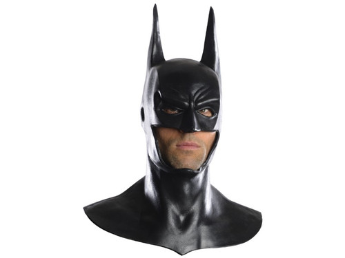 A great accessory for your Batman costume. Cowl. One size fits most adults.