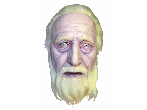 We all remember when Hershel met his untimely demise. Now you can own a piece of Hershel just like the one used on TV. Foam filled, latex head, hand painted, hand laid hair and a bloody stump. Full size cut off head.