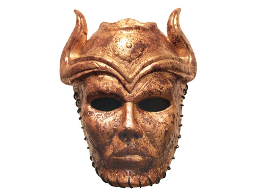 With this mask you can become one of the amazing characters from the incredibly popular television show Game of Thrones. 100% latex, 3/4 mask, individually hand painted for the best look. One size fits most adults.