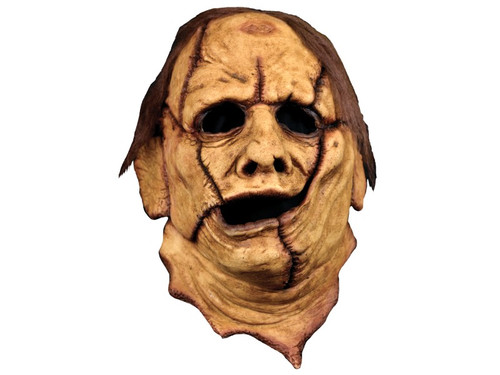Trick or Treat Studios and Radar Licensing are proud to present the officially licensed Texas Chainsaw Massacre - Leatherface Skinner Mask. Sculpted by Justin Mabry, this mask is a tribute mask based on all the films of The Texas Chainsaw Massacre franchise combined into a single mask. So get yourself the official Leatherface Skinner Face Mask, our Leatherface Costume and Sledgehammer and terrorize your neighborhood this Halloween Night!  Texas Chainsaw Massacre © 2017 Radar Licensing. All rights reserved.