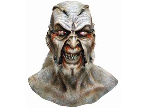 New.  The Jeepers Creepers Latex Mask.  Straight from the cult horror movie Jeepers Creepers comes this great over-the-head latex mask. One size fits most adults.