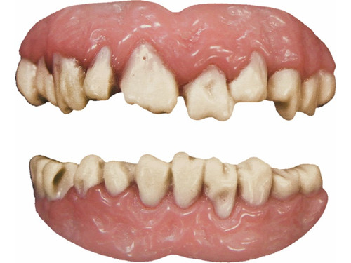 Professional quality ultra-thin veneers. Custom fits to your teeth in minutes! No adhesive required! Can be used repeatedly. Extremely realistic!