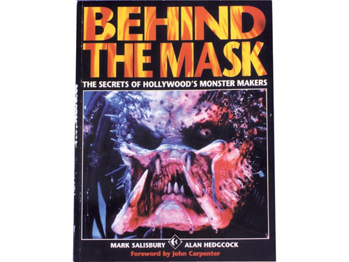 A look at the master makeup artists who in the 20 years since The Exorcist have shown themselves to be the leading exponents of their craft. SOFT BOUND BOOK - 127 PAGES - 8 1/2 X 11.