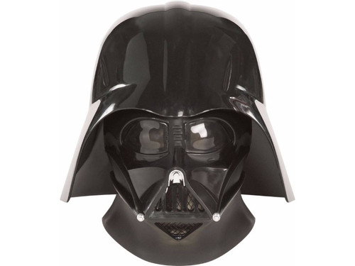 Supreme Edition Darth Vader Original Oversized Mask & Helmet. Mask and helmet set made in heavy injection molded ABS material, cast from the original Lucas Studios mold. Packaged in a full color display box.  (c) Lucasfilm Ltd. & TM. All Rights Reserved.