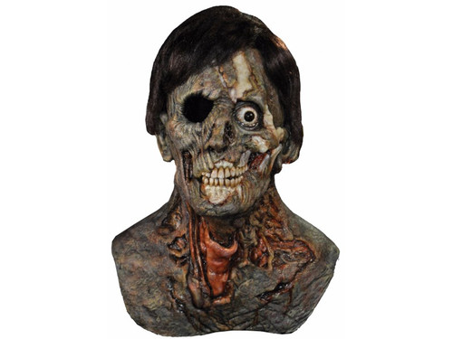 From the classic cult horror picture American Werewolf in London comes this fantastically fearsome mask! 100% latex. Individually hand painted for the best look. Attached hair. Full, over-the-head mask. One size fits most adults.