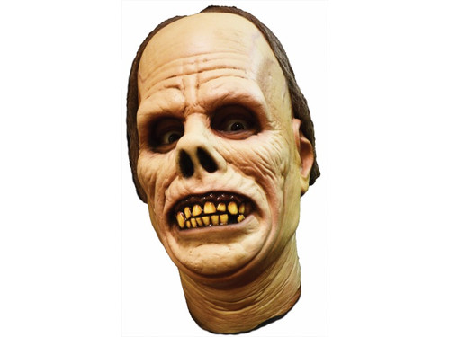Finally! The most screen accurate Phantom mask ever produced. Officially licensed from the Lon Chaney's Family and sculpted, poured, and pulled with the utmost care, these masks will be talked about for years! Full over-the-head latex mask.