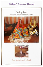 Sisters' Common Thread - Caddy Pad