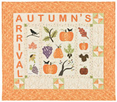 Holly Hill Quilt Designs - Autumn's Arrival